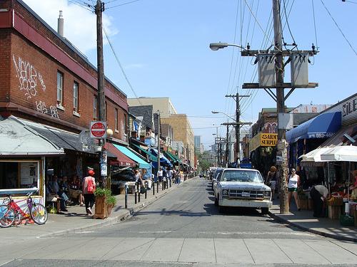 Market Streets
