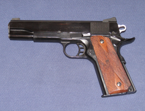 SpringField 1911A Custom